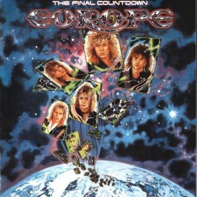 Europe - the final countdown (1986) cds